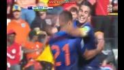 """Мондиал 2014 - Австралия 2:3 Холандия - Страхотен мач с много интрига класира """"лалетата"""""""