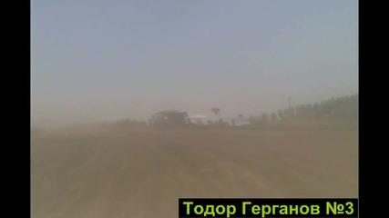 Автокрос Чирпан 2013 - Финал Супер бъги - Онборд Тодор Герганов №3