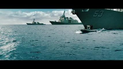 Боен кораб (трейлър)