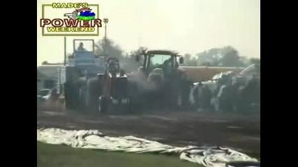 Теглене с трактори - кейс 2