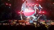 Концерта в Detroit, Mi Comerica Park Еминем пее с членовете на D12 [част 1]