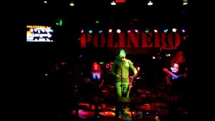 Fallen Angels - Someone In The Dark (live In Polinero Place)