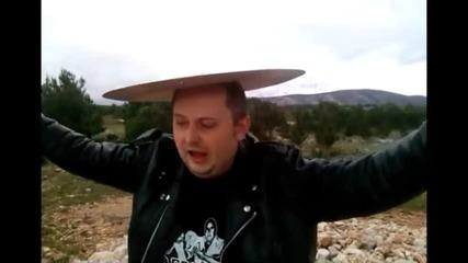 Brkovi - Samo pijan mogu (bane Bojanić cover)