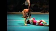 NJPW Jushin Thunder Liger vs. Eddie Guerrero 04.19.92