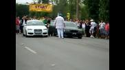 Audi s3 vs Bmw M5