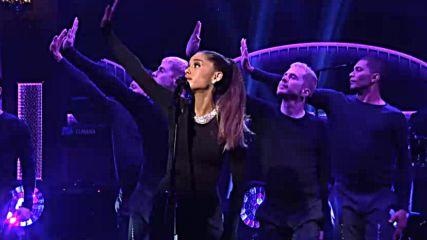 Ariana Grande - Be Alright live + Превод