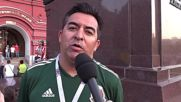 Russia: Mexican fans react to FIFA investigations into homophobic chant