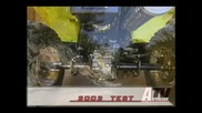 atv television test 2002 suzuki vinson 500