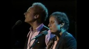 Simon & Garfunkel - Sound Of Silence 1981