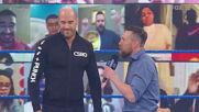 Cesaro crashes Daniel Bryan's Royal Rumble pep talk: SmackDown, Jan. 22, 2021