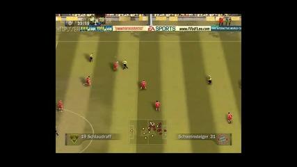Fifa 07 Tournament mode- 3 ep.