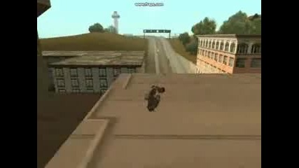 Gta San Andreas - Parkour Movie 3