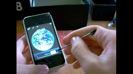 Cect I9+ 2sim iphone Design 1gb microsd