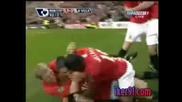Manchester United - Aston Villa 3:2 ~ Federico Macheda