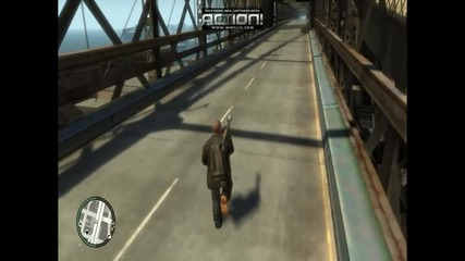 Gta Iv Flying without jetpack or Cheat Cool Freeroam
