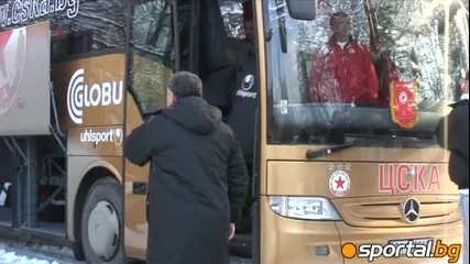 Цска замина за Свиленград