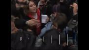 """Съдът в Москва пусна една от """"Пусирайътките"""" на свобода"""
