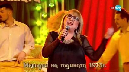 """Маргарита Хранова в """"Мелодия на карантината"""" / Забраненото шоу на Рачков (09.05.2021)"""