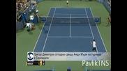 Григор Димитров отпадна срещу Анди Мъри на турнира в Синсинати