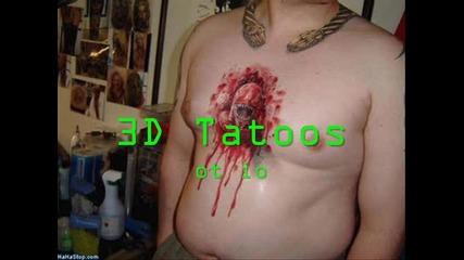 3d tatoos