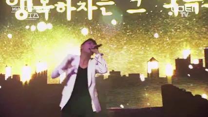 [xia Junsu Showcase Live] Incredible