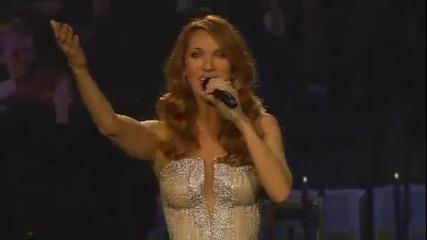 /превод/ Celine Dion - Open Arms - Селин Дион - на живо в Лас Вегас 2011*
