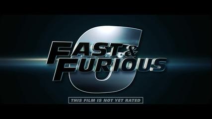 Бързи и Яростни 6 - Big Game Spot Премиера !