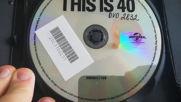 Българското Dvd издание на Така е на 40 (2012) А+филмс 2013