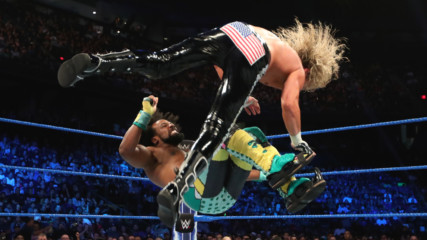 Xavier Woods vs. Dolph Ziggler: SmackDown LIVE, June 18, 2019
