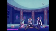 Winx Club Bloom and Sky Love Like Love Song Others Colours