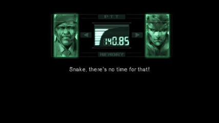 Metal Gear Solid part 18