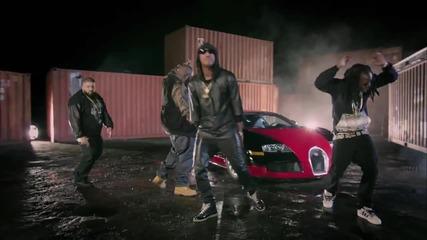 Ace Hood feat. Future, Rick Ross - Bugatti ( Официално Видео )