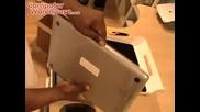 New October 2008 Macbook And Macbook Pro Unboxing Fırst Look