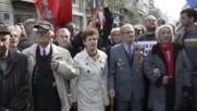 Serbia: Belgrade celebrates Second World War liberation day with grand parade