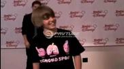 Най - готиното и сладко момче в света Justin Bieber!