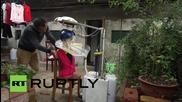 Китайска машина за миене на глава