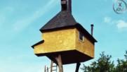 Най-опасните къщи за живеене! - Екстремно строителство, което едва ли сте виждали!