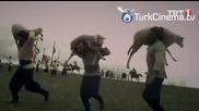 Възкръсналият Ертугрул 2015 еп.1 Руско аудио Турция