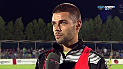 Стефан Станчев: Остава да натрупам игрови опит