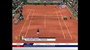 Джокович и Федерер с рутинни победи в Париж