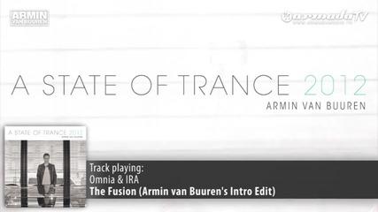 Armin Van Buuren - The Fusion