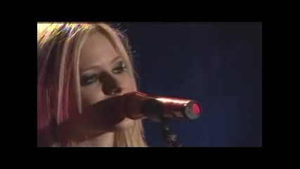 Avril Lavigne Live Acoustic