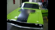 Dodge Challenger 1970 Incrivel Huck