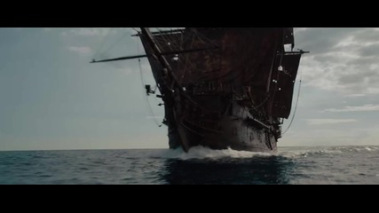 Hd*pirates of the Caribbean On Stranger Tides Official Trailer