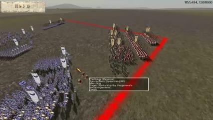 Rome Total War Hd Online Commentary Battle 72 Carthage vs Greece