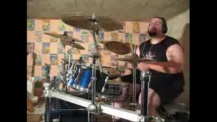Reise, Reise Drum Cover