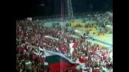 Цска 0 - 0 Динамо Сектор Г