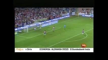 """Икономична победа с 1-0 за """"Реал"""" при гостуването на """"Гранада"""" с 1:0"""
