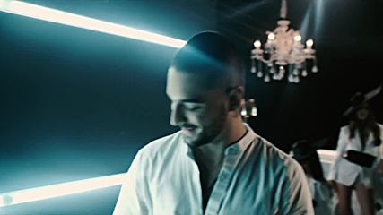 Превод + Letras ! Maluma ft. Noriel, Bryant Myers & Juhn - Cuatro Babys ( Official Video
