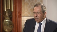 """Russia: """"Blame is once again placed on us,"""" says Lavrov about refugee crisis"""